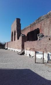 The ancient roman conservatoire