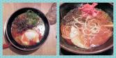Ichiryu ramen in shibuya. The first time that I ordered karai-ramen and the dish was actually spicy!