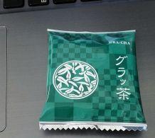 guracha snack omiyage from kansai