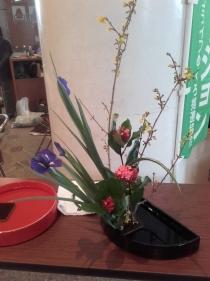 Ikebana experience